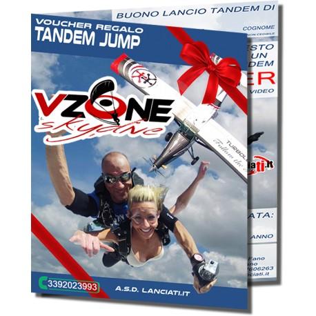 VOUCHER LANCIO IN TANDEM CON VIDEO